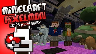 Minecraft: Pixelmon Adventures: Episode 3: Evolution Revolution! (ft. Kluster)
