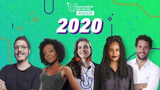 Universidade Por Um Dia #EmCasa | Edição 2020