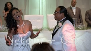 Epic Bridal Party Dance! Lil Mo Forever Featuring Fabolous