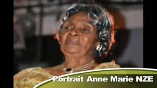JABAMA sur LTM TV rend hommage à Anne Marie NZIE   - Dimanche 26 AVRIL 2015