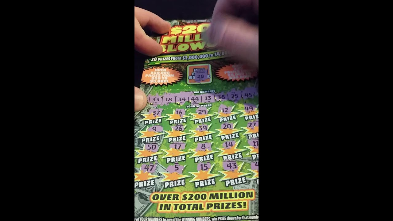 NC lottery $20 and $30 Scratch Off WINNER!!!