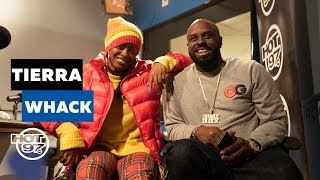 TIERRA WHACK | Funk Flex | #Freestyle115 - YouTube
