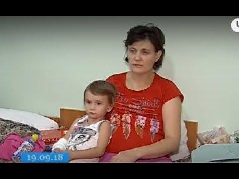 ТРК ВіККА: Батьки 3-річної Надійки з Черкащини просять допомогти назбирати на рятівну операцію