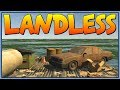 MASSIVE TOWN UPDATE & SEA BATTLES - Fighting Battleships - Let's Play Landless Gameplay