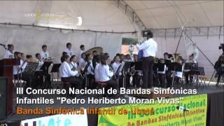 Banda Sinfónica Infantil de Ubaté 1ra Ronda III-CNBSI-Guatavita