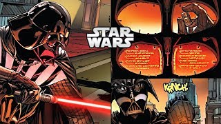 WHY Darth Vader DESTROYED the Crystal of Force Sensitive Children - Star Wars Comics EXPLAINED