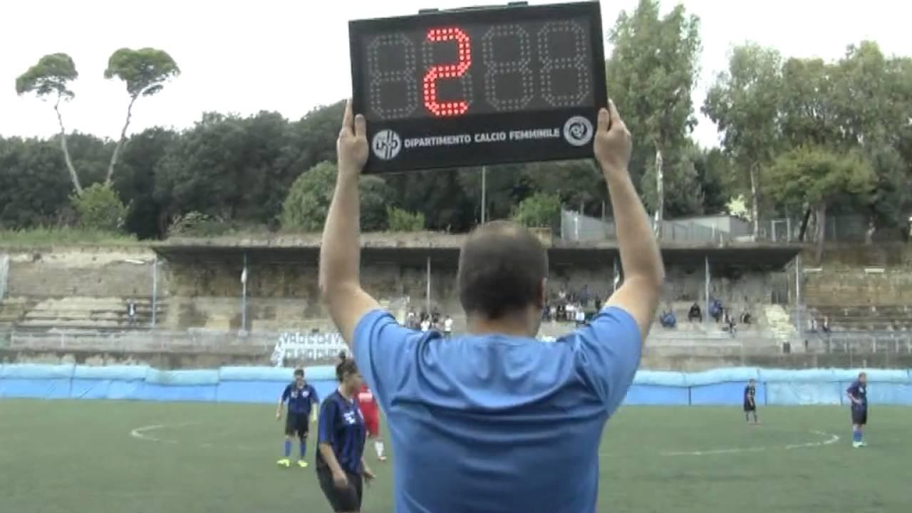Carpisa  Napoli -  Latina Calcio  1-3