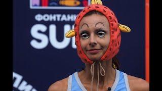 Марьяна Пилипенко - победитель фестиваля Фонтанка - SUP
