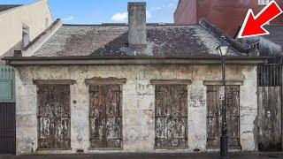Все думали это старый и заброшенный дом, пока не увидели его внутри