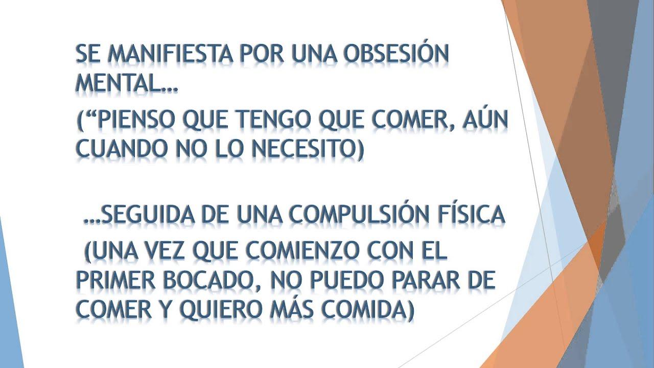 Comedores Compulsivos Anonimos Pdf | Panacea 121 Revista Del Colegio ...