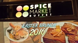 Video Easter Brunch/Planet Hollywood Spice Market Buffet Tour - Las Vegas (2016) download MP3, 3GP, MP4, WEBM, AVI, FLV Desember 2017