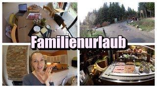 Family Vlog | Kurzurlaub in Frankreich | Centerparc Les Trois Forets