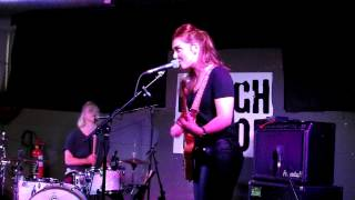 "Honeyblood ""Killer Bangs"" live at LP launch at Rough Trade 16 July"