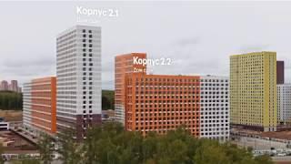 ЖК «Измайловский лес», Московская обл., Балашиха, май 2020