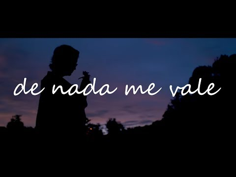Santiago Benavides Ft. Aleja Rodriguez - De Nada Me Vale (Video Oficial)