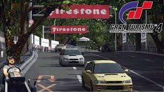 НЕДОquattro Audi TT 1.8T и овощная Subaru Impreza WRX STI Spec C Gran Turismo 4
