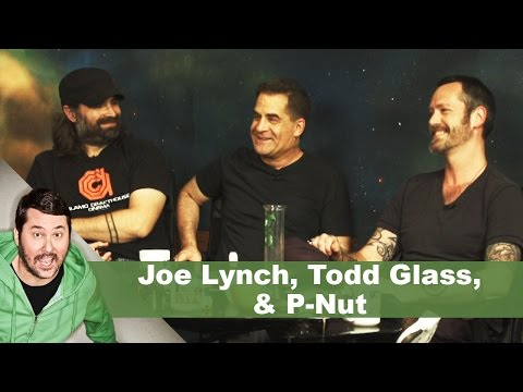 Joe Lynch, Todd Glass, & P-Nut | Getting Doug with High