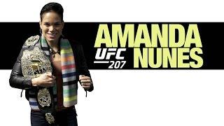 Amanda Nunes Says She Has The Advantage Over Ronda Rousey