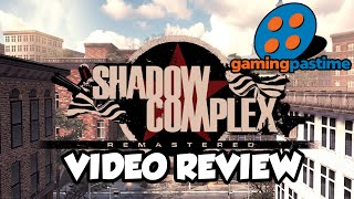 Shadow Complex Remastered Video Review