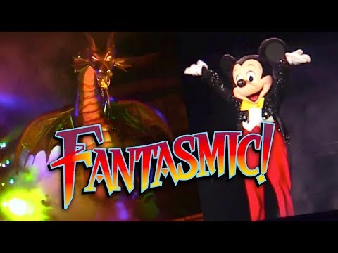 Top 10 Fantasmic Bloopers, Secrets & Malfunctions | Disney Fail -Fantasmic