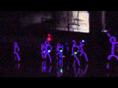 Glow Dance 2014 Cheboygan Area High School Talent Show