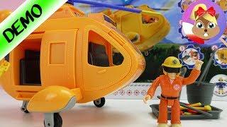 Strażak Sam zabawka polski WALLABY 2 | testowanie zabawek | Baw się ze mną