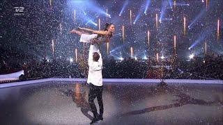 TV2 - Vild med dans -  Sarah og Morten - Fix You 25. nov 2016