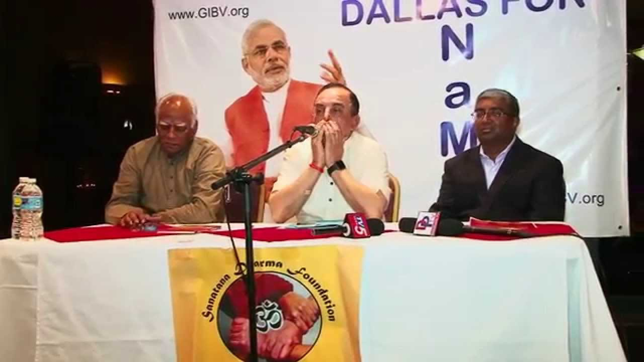 Part 2 Dr. Subramanian swamy answering questions at meet and greet in Dallas