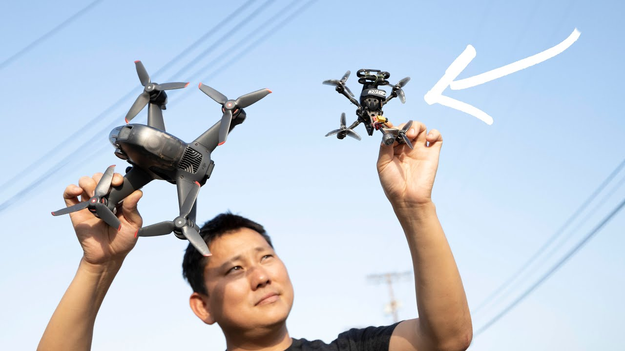 Download My Favorite TINY FPV Drones for Filming in Tight Spaces