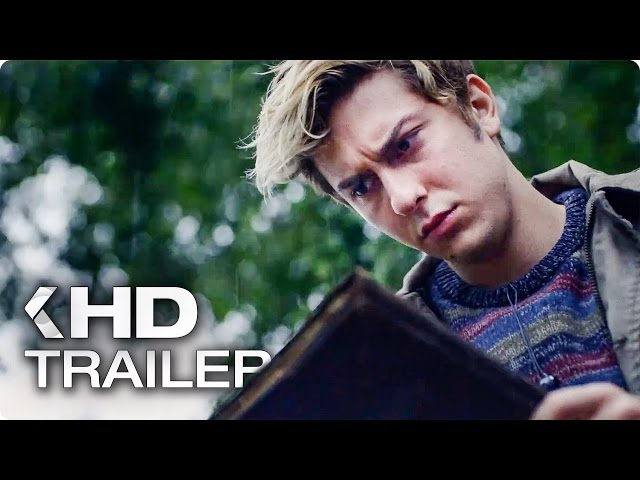 DEATH NOTE Trailer German Deutsch (2017)