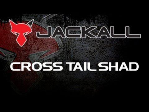 Jackall Cross Tail Shad
