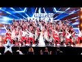 The 100 Voices Of Gospel Go For Gold! | Week 2 Auditions | Britain's Got Talent