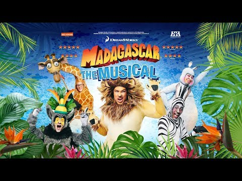 Madagascar The Musical 2019 - Rehearsals @ Jerwood Studios - YouTube
