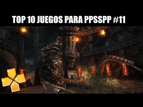 Top 10 : Mejores Juegos Para PPSSPP-Android 2019 #11