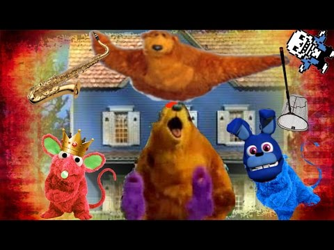 (YTP) Bear in the big blue house | BEARS HOUSE OF HELL ...