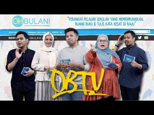 [OBTV] Isteri Mengandung Mengidam Hisap Jari Suami & Persembahan Padu Amyza Aznan & Adrian.