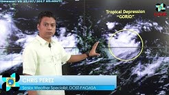 Public Weather Forecast Issued at 4:00 PM July 25, 2017