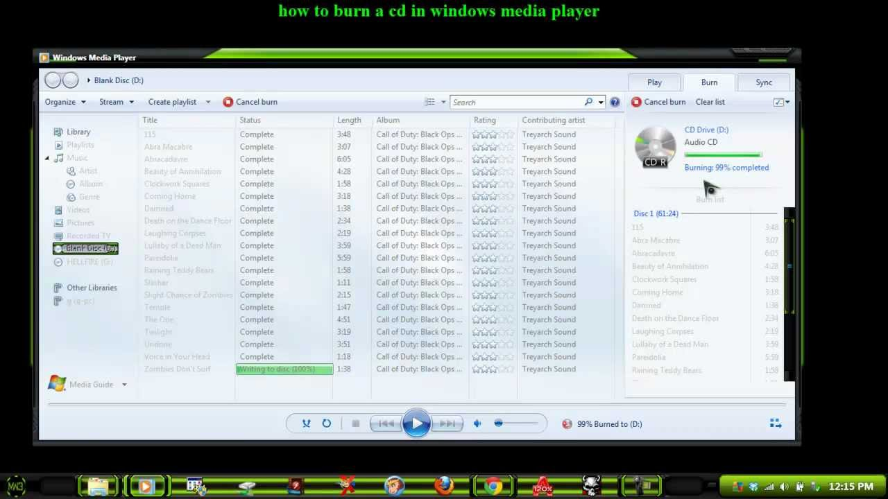 cara convert audio cd ke mp3 dengan windows media player