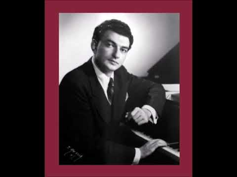 Raymond Lewenthal Liszt Années de Pèlerinage 2nd year (Italy) 3/24/1960 Genova Italy