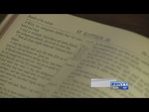 State Senate bill would allow Bible literacy courses to be taught in public schools
