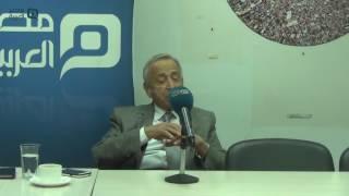 مصر العربية |  مصطفى السعيد: طموحات الحكومة والرئيس أكبر من الامكانيات