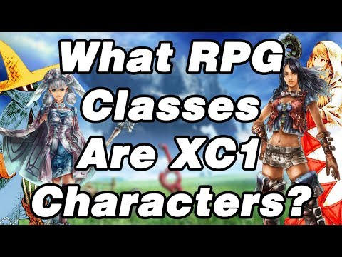 What Traditional RPG Classes Are XC1 Characters?