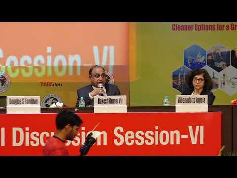 Mr  Rakesh Kumar Vij, Advisor to Director Onshore, Oil and Natural Gas Corporation Ltd