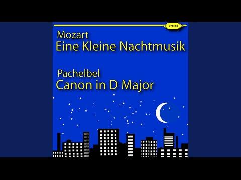 Eine kleine Nachtmusik, Serenade in G Major, K. 525: IV. Rondo