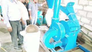 Coriander Grinding Machine, Dhaniya Pisne Ki Machine Coriander Powder Making Machine,Dhaniya Grindin