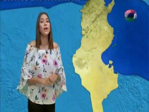 النشرة الجوية المسائية ليوم الإربعاء 12 سبتمبر 2018 - قناة نسمة