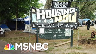 'Moral Disgrace': Rep. Lee On Congress Leaving Town Amid Eviction Crisis | All In | MSNBC