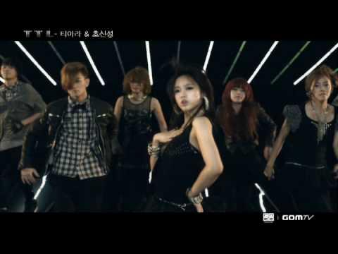 T-ara & Supernova - TTL MV (Time to Love)  [ENG SUBS]