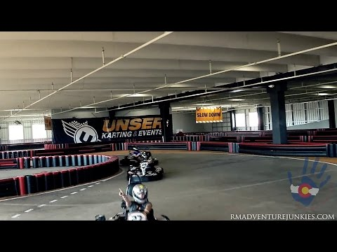 Extreme Karting | Whats Is Like Living In Colorado | Unser Racing Denver