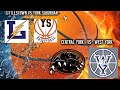 Round 1 of County Playoffs  - Basketball - Sports Shooting Stars